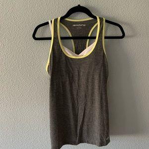 Tops - Workout Tank and Sports Bra